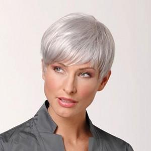Parrucca grigio